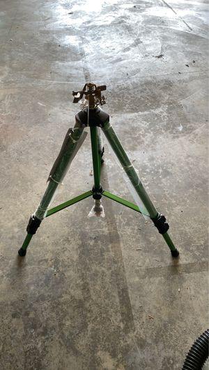 NEW, Orbit Brass impact sprinkler on tripod $35 for Sale in Renton, WA