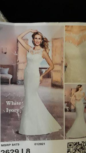 Mermaid wedding dress for Sale in Los Angeles, CA