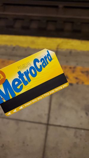 30 day monthly unlimited mta card for Sale in New York, NY