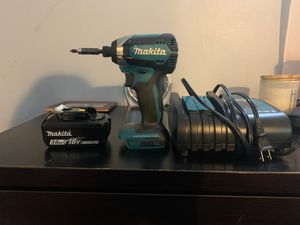 Makita brushless impact drill for Sale in Los Angeles, CA