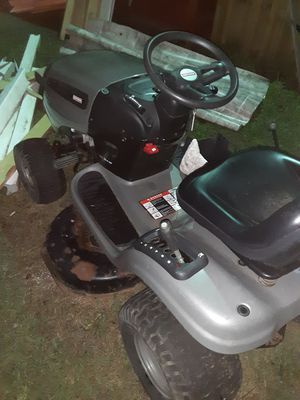 Rider mower for Sale in Linwood, MI