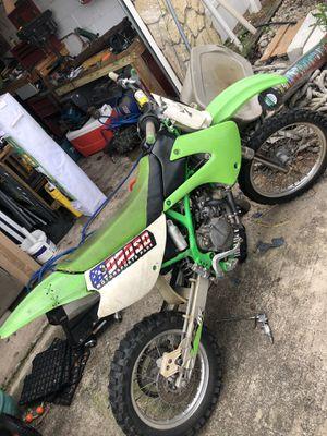 Kawasaki 85cc built for Sale in Orlando, FL