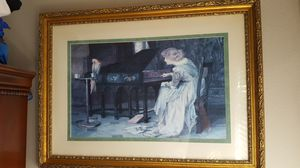 Frame picture piano for Sale in Independence, KS