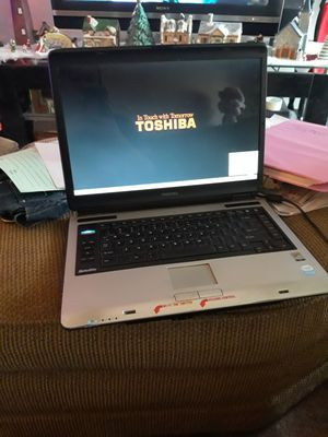 Toshiba laptop for Sale in Attleboro, MA