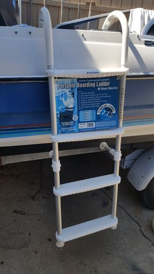 BOAT BOARDING LADDER for Sale in Poway, CA