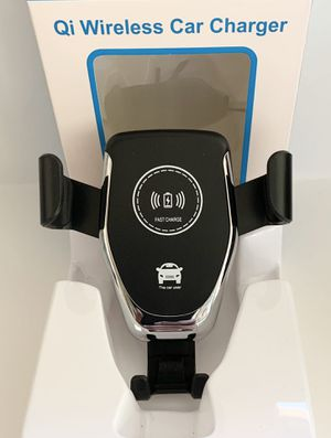 Wireless Car Charger Holder for Sale in Riverside, CA