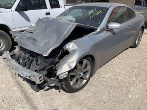 2003 - 2008 INFINITI G35 (PARTS ONLY) 2004; 2005; 2006; 2007 for Sale in Dallas, TX