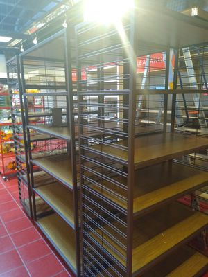 5ft bamboo shelving for Sale in Fort Collins, CO