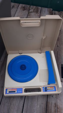Fisher price turnable record player for Sale in Tuscaloosa,  AL