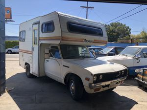 "1978 Datsun 620 Motorhome ""motorhouse"" for Sale in Los Angeles, CA"
