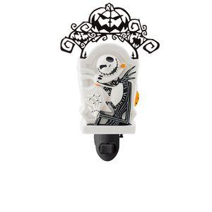 Jack Skellington SCENTSY Mini Plug-In Warmer Pumpkin King Jack Halloween for Sale in Huntington Beach, CA
