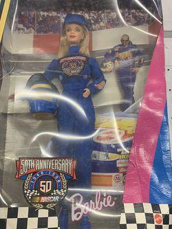 NASCAR Barbie 50th anniversary for Sale in Providence,  RI