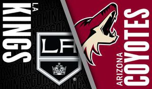 Coyotes vs King's Ticket All You Can Eat for Sale in Goodyear, AZ