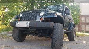 2009 Jeep Wrangler Sahara for Sale in Paterson, NJ