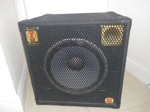 Eden D115T Bass Cabinet for Sale in Sebring, FL