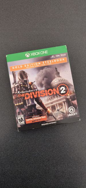Xbox One The Division 2 for Sale in Casselberry, FL