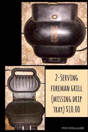 Foreman grill for Sale in Abilene, TX