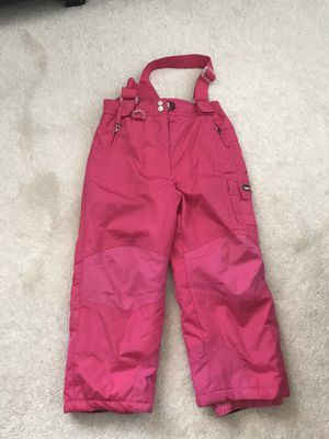 Snow pants size medium (toddler) for Sale in Annandale, VA