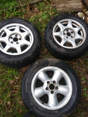 3 rims size 16 for Sale in Houston, TX