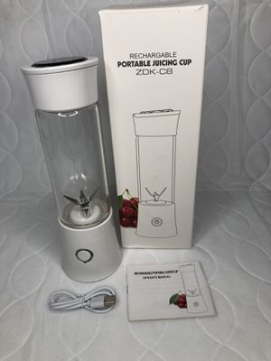 Portable juicing cup for Sale in San Francisco, CA
