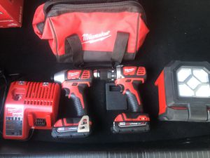 Milwaukee Power Tools for Sale in San Jose, CA