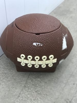 Football toy box for Sale in Colorado Springs, CO