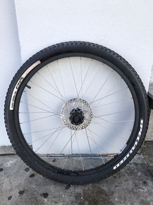 26 x 2 inch wheel and tire specialized for Sale in Houston, TX