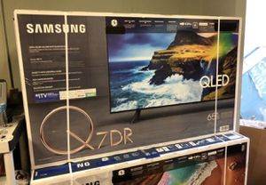 "65"" Samsung QLed Quantum smart 4K UHD TV for Sale in Highland, CA"