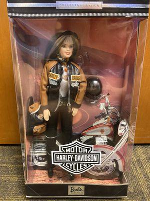 Harley Davidson Barbie for Sale in Douglasville, GA