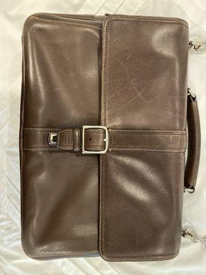 Coach Messenger Leather Bag for Sale in St. Petersburg, FL