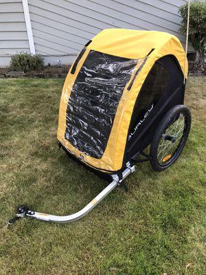 Burley bike trailer for Sale in Buckley, WA