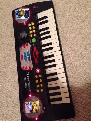 SongMax HMP-138 Keyboard Piano Children Baby Kids for Sale in San Jose, CA