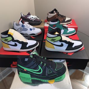 Jordan's Yeezys And More For Sale for Sale in Southbury, CT