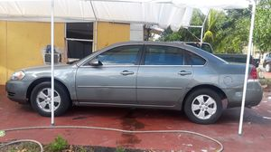 2008 chevy impala for Sale in Fort Lauderdale, FL