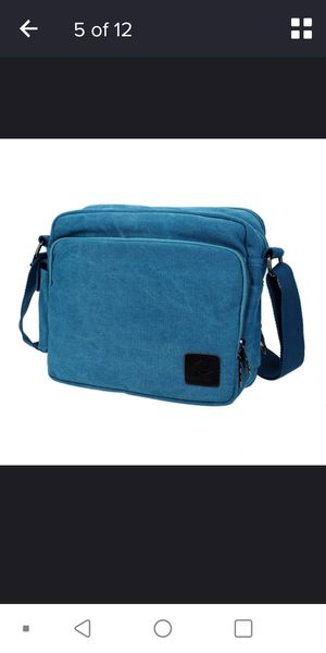 Unisex cross body messenger bag for Sale in West Haven, CT