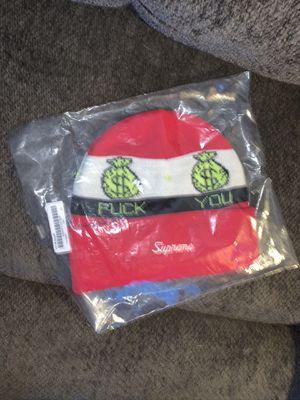 Supreme fuck you cap for Sale in Belleville, IL