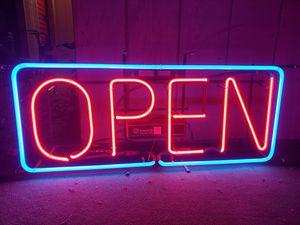 open neon sign for Sale in Arroyo Grande, CA