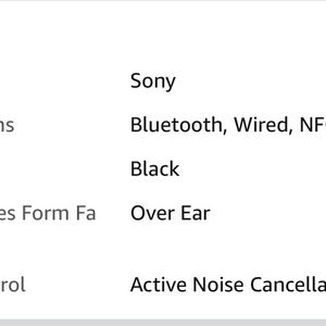 Sony WH-H900N Wireless Headphone for Sale in Bloomington, CA