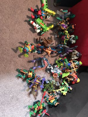 Huge vintage tmnt lot for Sale in Delaware, OH
