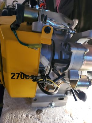 New !!Dewalt 270cc engine never used for Sale in Baton Rouge, LA