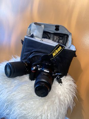 Nikon D60 for Sale in Capitol Heights, MD