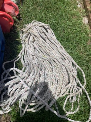 """600' 3/4"""" rope for Sale in Fort Lauderdale, FL"""