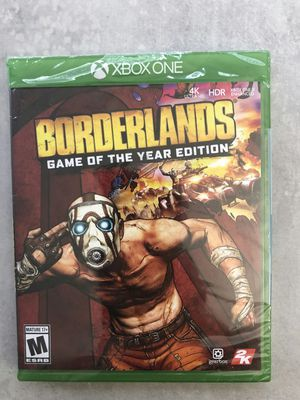 Brand New Borderlands game of the yEar xbox one for Sale in Davie, FL