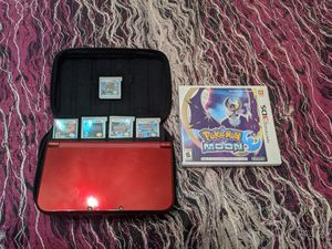 New Nintendo 3ds XL with games for Sale in Yorba Linda, CA