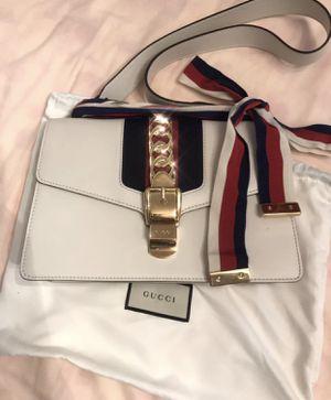 White Gucci Sylvia for Sale in Fairfax, VA