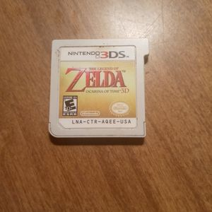 Ocarina of Time for 3DS for Sale in Pawtucket, RI