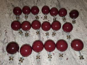 "Cabinet or drawer knobs. 2"" in diameter. for Sale in Eddington, PA"
