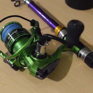 Telescopic Fishing Rod and Reel for Sale in Lake Forest, CA