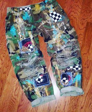 Custom Camo Pants all sizes for Sale in Atlanta, GA