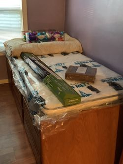 Twin Bed Set for Sale in Pawtucket,  RI